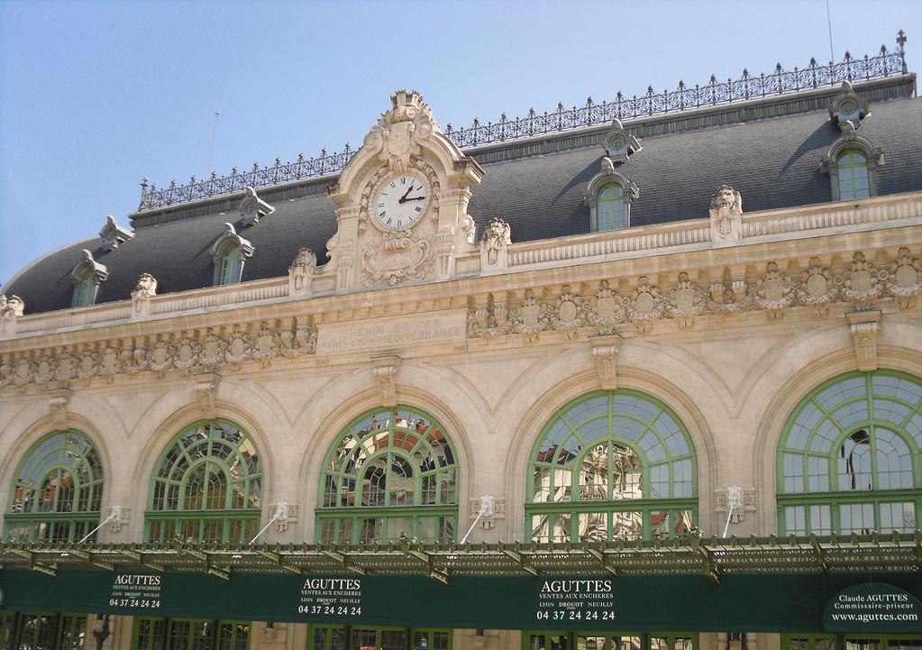 Ancienne gare des Brotteaux