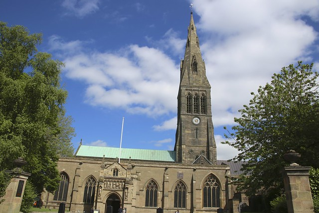 St. Martin's Cathedral Church, Leicester