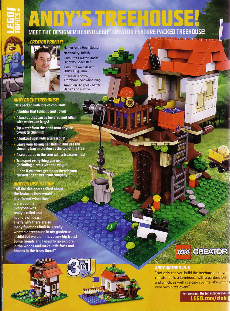 Interview with Designer Andy Seenan on club LEGO com   General LEGO     9034381611 78d78c6413 b jpg
