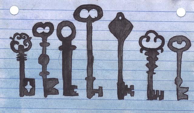 day 46 - field keys