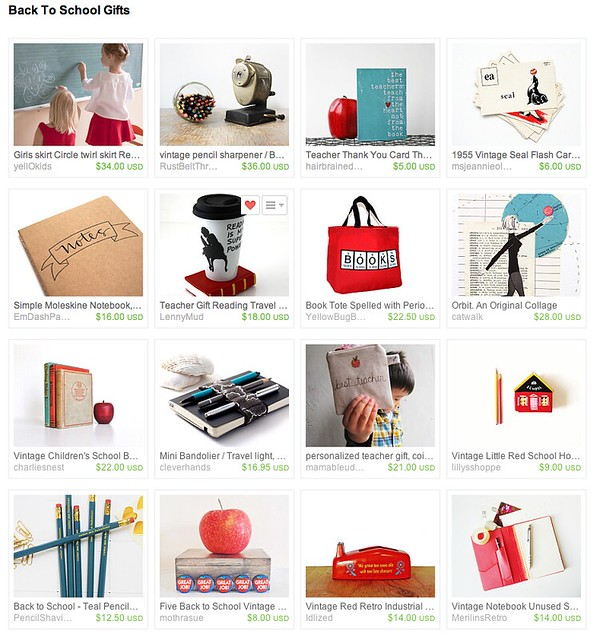 Back To School Gifts by Instantkarmashop.etsy.com