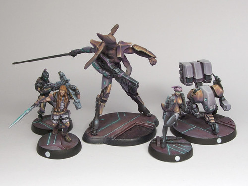 Aleph Miniatures Nearly Done