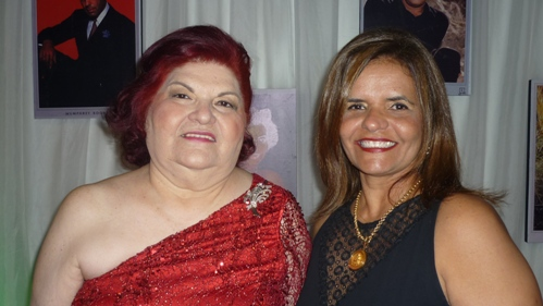 Laura Loureiro e Ana Elvira Alho