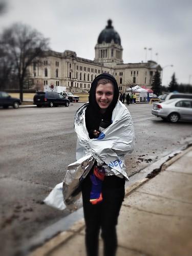Gopher Attacks half-marathon