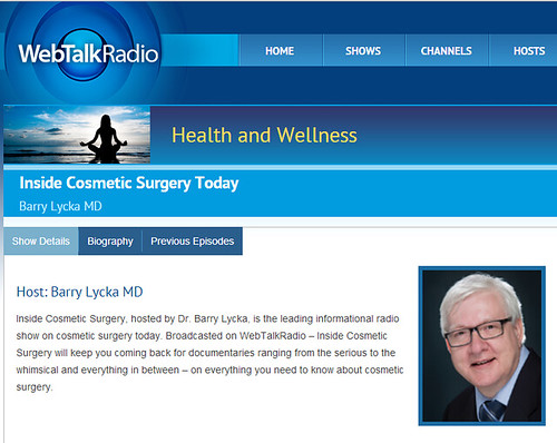 Dr. Joel Schlessinger to appear on WebTalkRadio next week