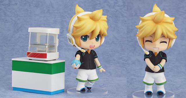 Nendoroid Kagamine Len: FamilyMart 2013 version