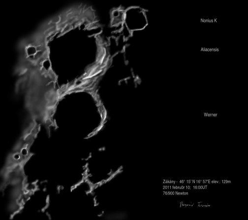 Lunar X - Bognár Tamás, Zákány