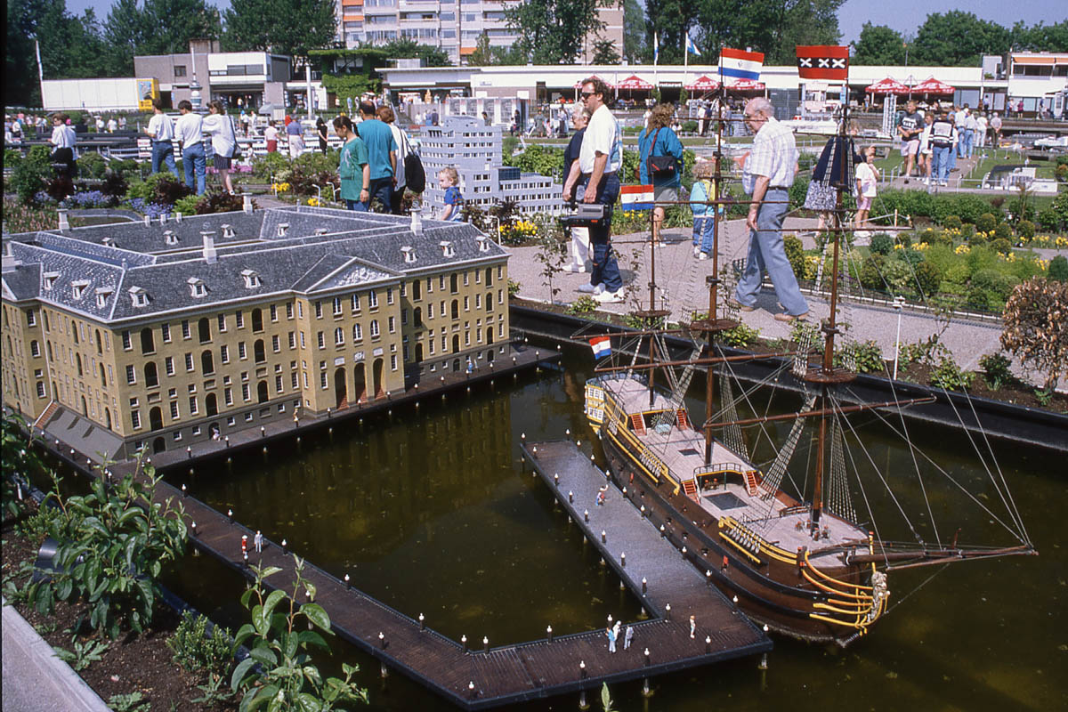 Madurodam - La Haya