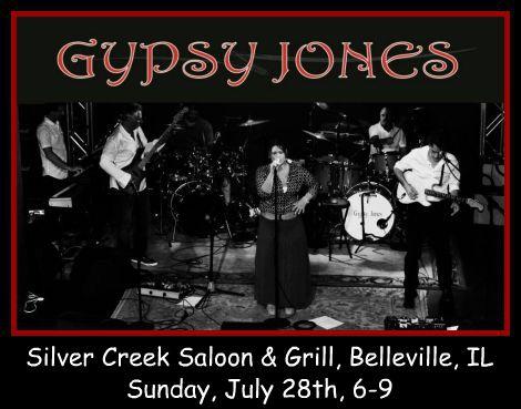 Gypsy Jones 7-28-13
