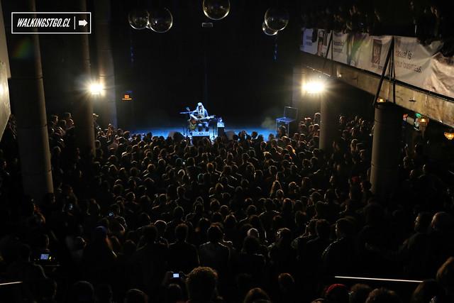 J Mascis en concierto en la Ex Oz de Santiago -20.05.2015-