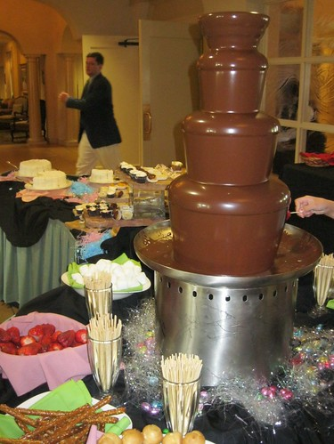 Chocolate Waterfall