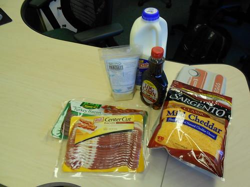 MiChart does Breakfast!