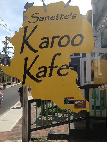 Karoo Sign