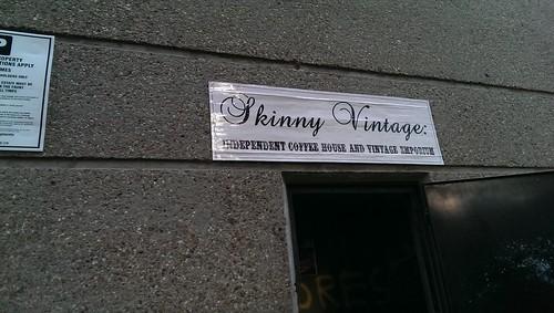 Skinny Vintage