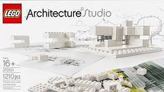 New LEGO Architecture Studio Kit