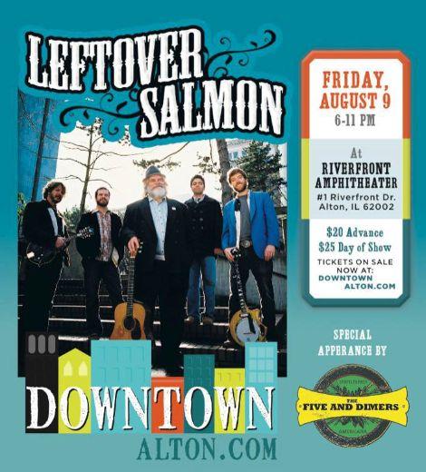 Leftover Salmon 8-9-13