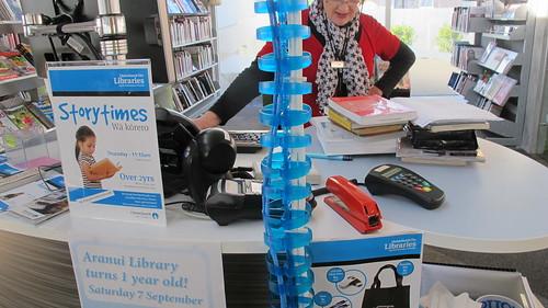 Desk, Aranui Library