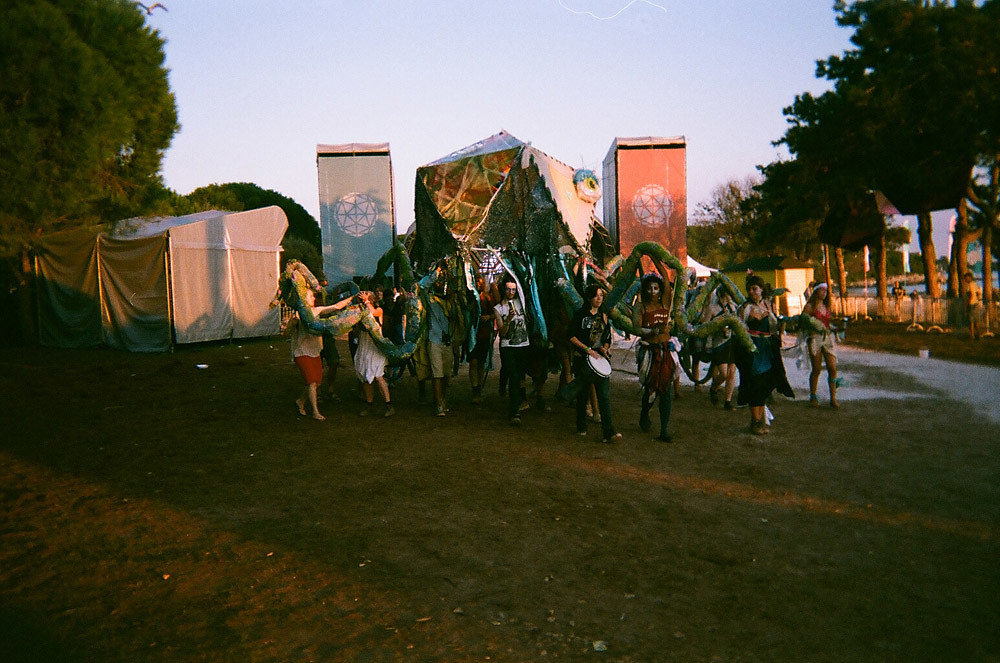 Unknown Festival 2013 - Disposable