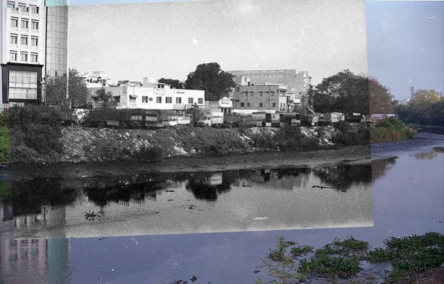 Bend in the Adyar
