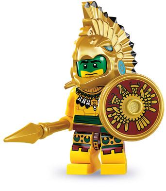 02. Aztec Warrior