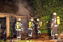 Garagenbrand Klarenthaler Str. 10.05.12