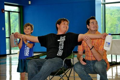 Mason, Zach, and Jake Bird