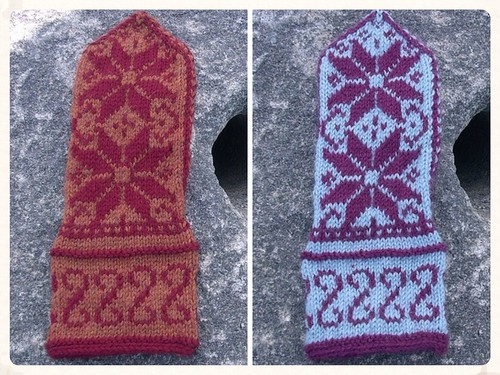 Mittens for Next Winter