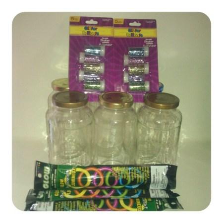 Light bug jar supplies :)
