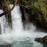 Hermon waterfall photo