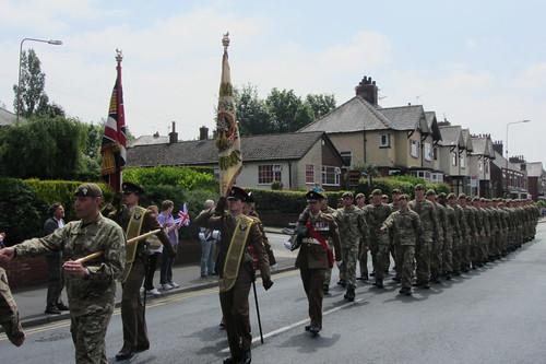Mercian Regiment Homecoming 004