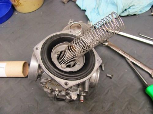 Carburetor Spring