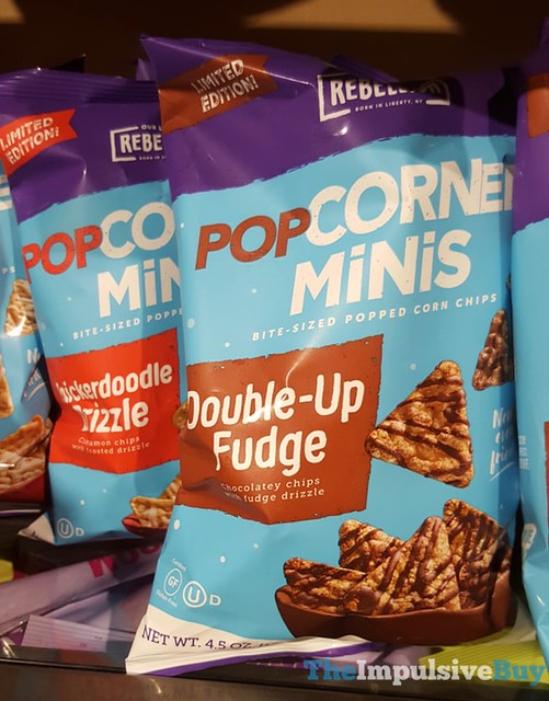 Our Little Rebellion Limited Edition Double-Up Fudge Popcorners Minis