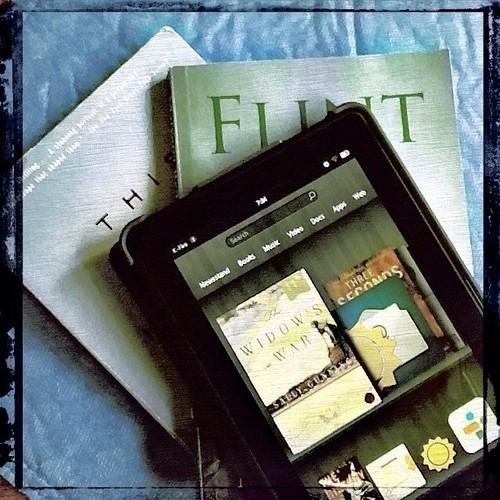Flint, War and Heaven by sslyb