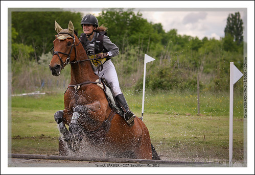 19052013-IMG_4105  - CIC1* - Sandillon 2013 - NATURAL SPIRIT et Laura BEYER by Yannick BARBIER