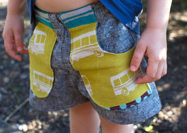 parsley shorts