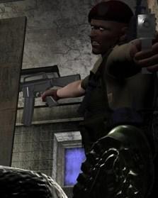 【Daz3D】Veteran War Dog for M4を着せてみる。2 1