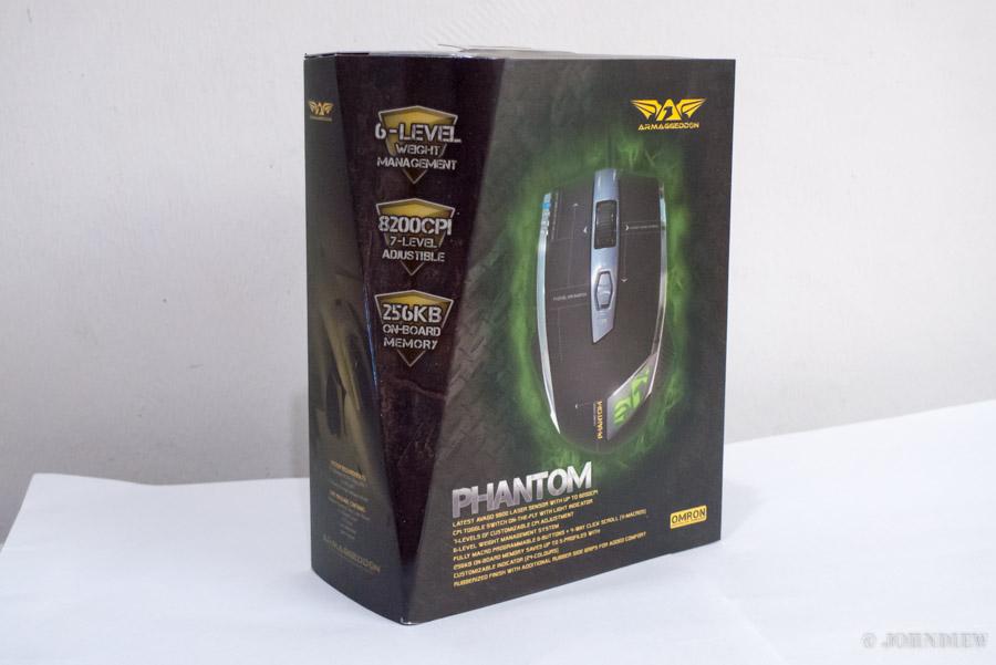 Armaggeddon Phantom - 01