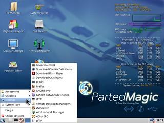 PartedMagic_06_Aplicacions_d_Internet