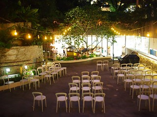 After a Wedding at Food For Thought, Singapore Botanic Gardens