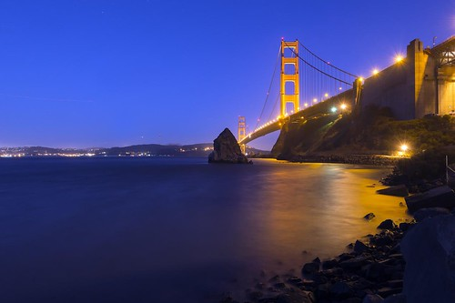 The always incredible Golden Gate bridge. by Christopher.Michel