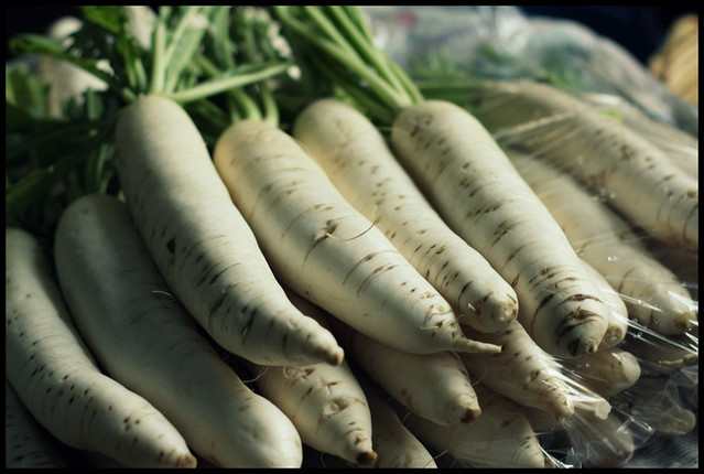 big fat daikon