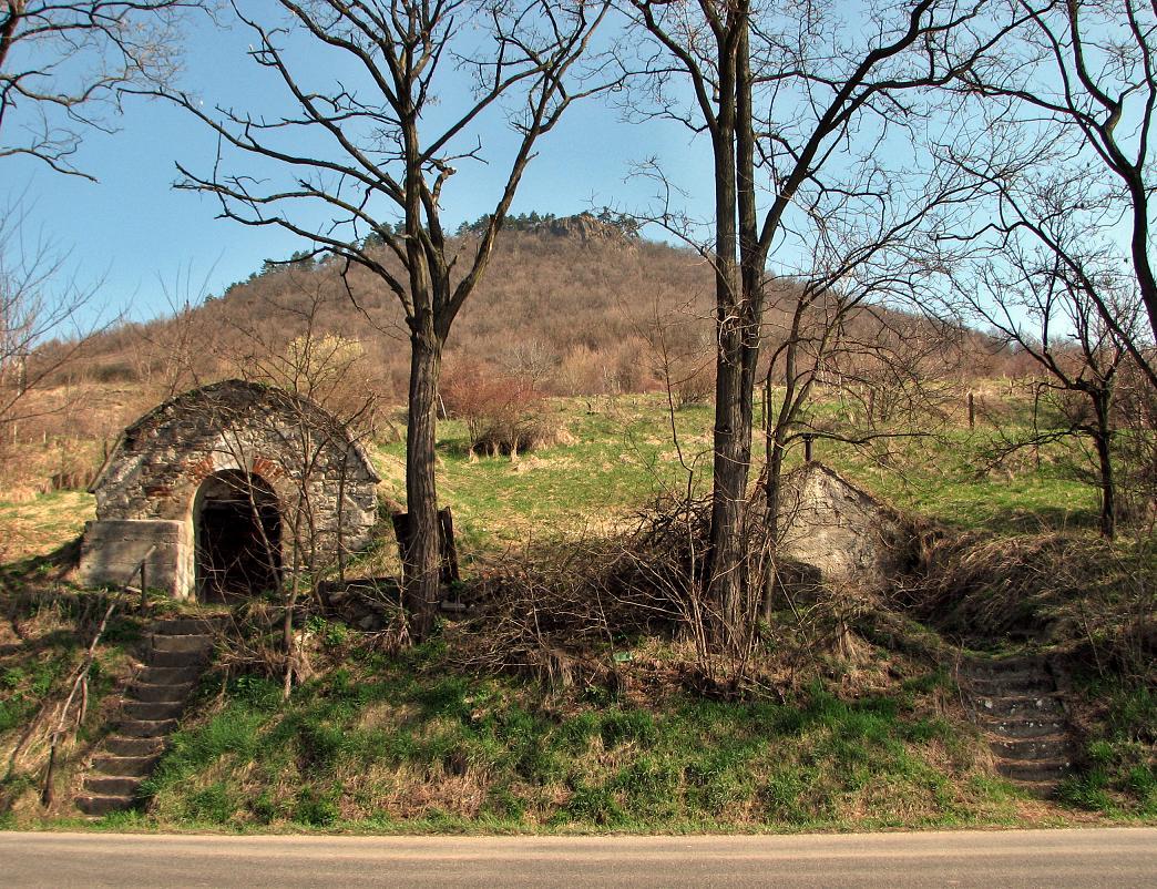 Pivnice pod Kamenným vrchom
