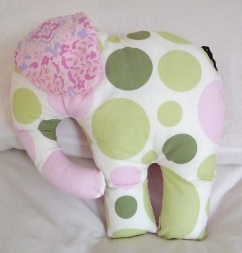 Ebie Elephant by Samantha Halliwell
