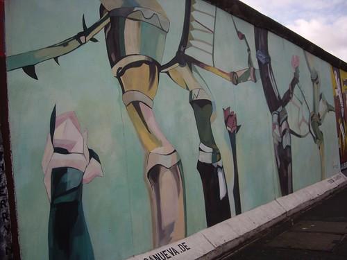 Berlin Wall X