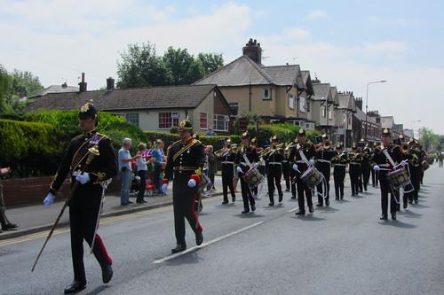 Mercian Regiment Homecoming 001