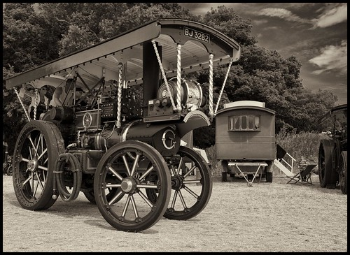 Netley Marsh Steam Rally (VIII) by Davidap2009