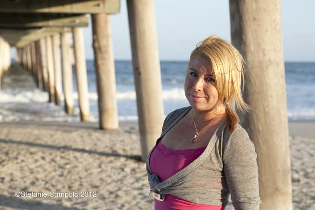 Beach Portrait