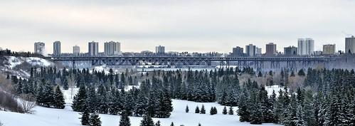 Edmonton Landscape (winter)