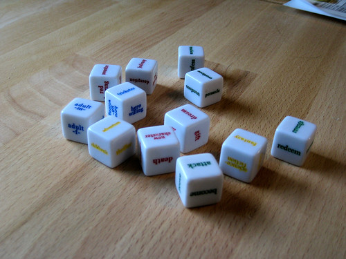 Inspiration Dice by woodelph