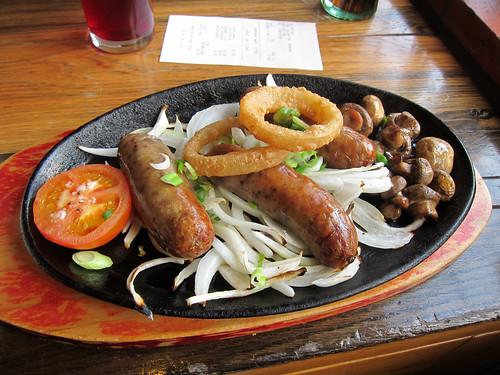 Cumberland Sausage Sizzler
